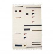 Ferm Living Kelim Rug Colour Triangles Vloerkleed Large