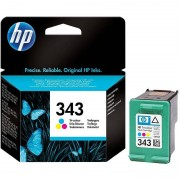 HP Original Tintenpatrone C8766EE (No.343), color