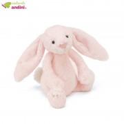 Jucărie Pluș Pink Playful Bunny