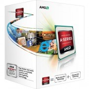 "CPU AMD skt FM2 A8 X4 6600K 4.20/3.90GHz, 4MB cache, 100W, BOX ""AD660KWOHLBOX"""