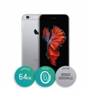 Apple Iphone 6s - 64gb - Grado B - Grigio Siderale