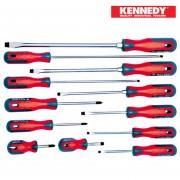 CROMWELL Set 12 surubelnite Pro-Torq KENNEDY - KEN5726040K