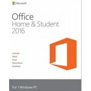 MICROSOFT OFFICE 2016 HOME & STUDENT - MULTILANGUAGE - WORLDWIDE - PC