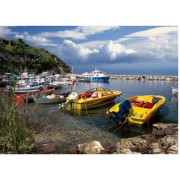 Puzzle D-Toys - Discovering Europe: Corfu, Greece, 1.000 piese (DToys-65995-DE03)