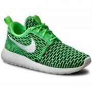 Обувки NIKE - Roshe One Flyknit 704927 305 Voltage Green/White/Lcd Green