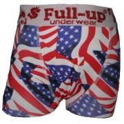 boxer enfant full-up motif usa