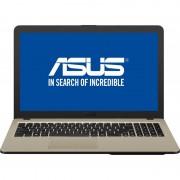 "Laptop ASUS VivoBook 15 X540UB-DM717, 15.6"" FHD, Anti-Glare, Intel Core I3-7020U, NVIDIA GeForce MX110 2GB, RAM 4GB DDR4, HDD 1TB, Endless OS"