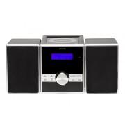 Denver MCA-230MK2 Microsistema audio per la casa Nero, Argento