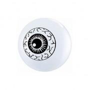 Mini ballonnetje oog 13 cm