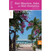 Reisgids Dominicus Sint-Maarten, Saba en Sint-Eustatius | Gottmer