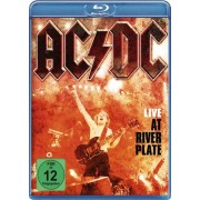 AC/DC Live at River Plate Blu-Ray-multicolor Onesize Unisex