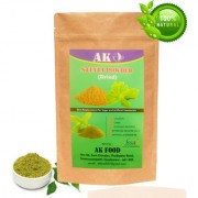 AK FOOD Herbs Natural Dried Stevia Powder 150 Grams Pack of 1