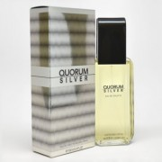 Antonio puig quorum silver eau de toilette 100 ml spray
