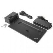 Докинг станция Lenovo ThinkPad Ultra Docking Station, 4x USB 3.1 gen2, 2x USB-C, 1x GbE, 2x DP, 1x HDMI, 1x VGA, 1x Audio Jack, черен