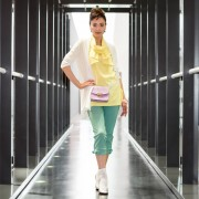calma デコルテビューティーチュニック【QVC】40代・50代レディースファッション