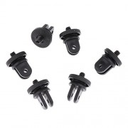 ELECTROPRIME® 6Piece 1/4inch Tripod Mount Adapter Screw for GoPro Hero3+/3/4 Camera