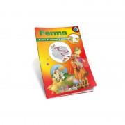 CARTE DE COLORAT SI ACTIVITATI A4 - FERMA - CCA-A4-06