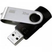 Флаш памет 32GB GOODRAM UTS3 USB 3.0 черна, SMC00773
