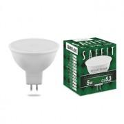 Лампа светодиодная Saffit SBMR1605 MR16 5W GU5.3 2700K 55016