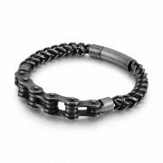 KALEN motoros lánc karkötő – rozsdamentes acél