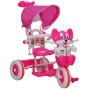 Amardeep Baby Tricycle 866433 cms 1-3 yrs (Pink)