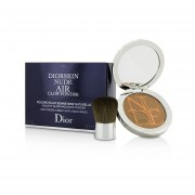 Christian Dior Diorskin Nude Air Healthy Glow Radiance Powder (With Kabuki Brush) - # 003 Warm Tan 10g