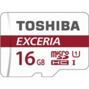 Card de memorie Toshiba Exceria M302 microSDHC 16GB UHS I U1 90MB/s + Adaptor SD