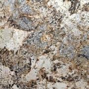 Semilastra Granit Alaska Gold Galben Lustruit 280x80x2 cm