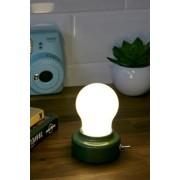 Kikkerlandu00a0- Lampe de table à ampouleu00a0- taille: ALL