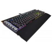 Corsair K95 RGB PLATINUM USB Stainless steel