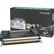 Toner LEXMARK black C736, X736, X738 na 12000 stran