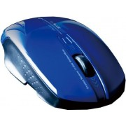 Mouse E-Blue Wireless Smarte II (Albastru)