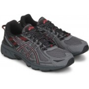 Asics GEL-VENTURE 6 Running Shoes For Men(Grey)