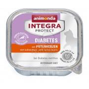 Animonda Cat Integra Protect Diabetes alutálkás, pulykaszív 100 g