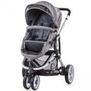 Детска комбинирана количка Ферара - графит, Chipolino, 350662