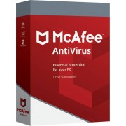 McAfee Antivirus Plus 2020 Device Illimitati 1 Anno Licenza ESD