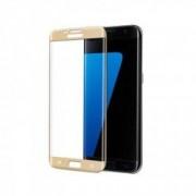 Folie sticla Samsung Galaxy S7 Edge G935 3D curbata Full Screen Gold