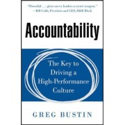 Accountability: The Key to Driving a High-Performance Culture, Hardcover