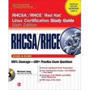 RHCSA/RHCE Red Hat Linux Certification Study Guide, Exams (EX200 & EX300) [With CDROM]
