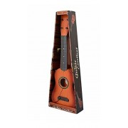 JAYNIL Collection Kid's 4-String Acoustic Guitar Toy (Brown)