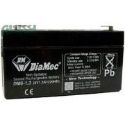 DIAMEC 6V 1,3Ah akkumulátor