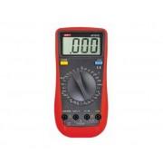 Multimetro Digitale Manuale Ac/dc Con Temperatura Uni-T Ut-151c