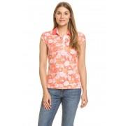 Gant Shirt, Kurzarm, V-Ausschnitt, Rundhals bunt