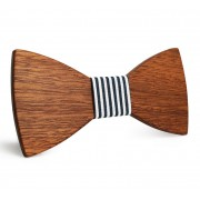 Dřevěný motýlek Gaira 709039