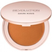 Makeup Revolution Skin Kiss polvos bronceadores en crema tono Bronze Kiss 11,5 g