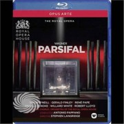 Video Delta RICHARD WAGNER - PARSIFAL - Blu-Ray