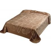 Pătură de pat double Belpla Ster 516 Camel