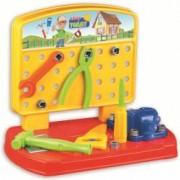Banc de lucru Handy Tommy 28 piese Ucar Toys UC131 B39016941