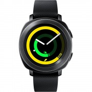 Smartwatch Gear Sport Negru SAMSUNG