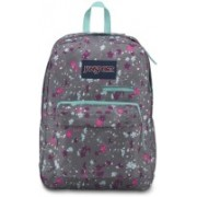 JanSport Digibreak Spring Meadow 25 L Laptop Backpack(Grey)